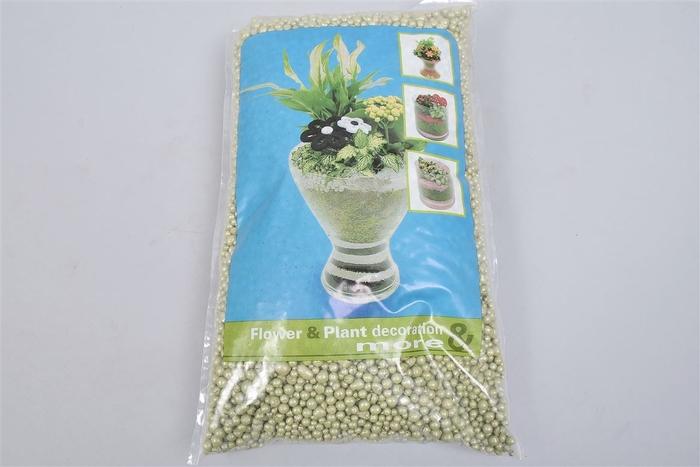 <h4>Garnering Pearls Deco Appelgroen 4-8 P/4 Liter</h4>