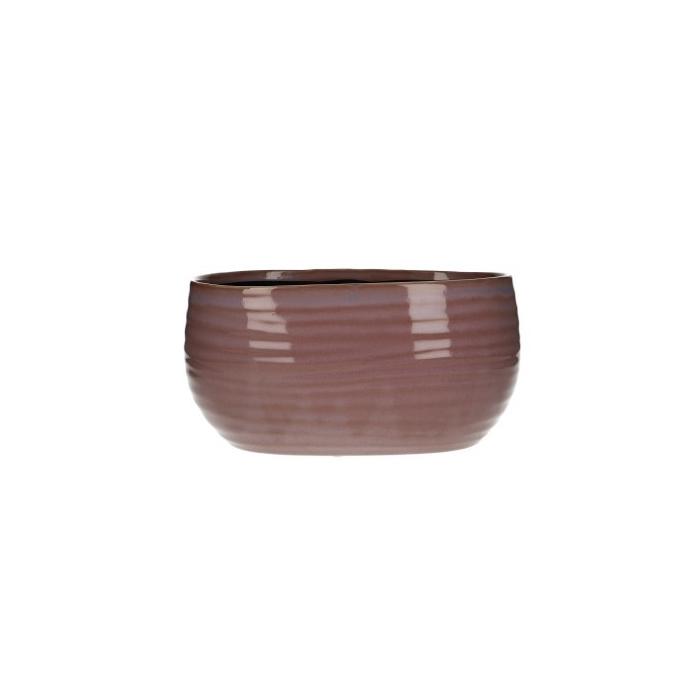 <h4>Ceramics Arona planter 26.5*15.5*13.5cm</h4>