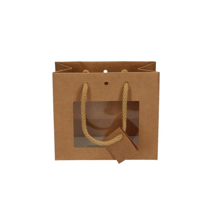 <h4>Tassen Gift bag chic 8/16*14cm</h4>
