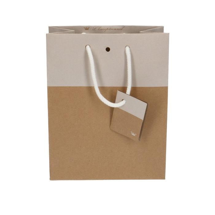 <h4>Bags Gift bag duo 10/18*22cm</h4>