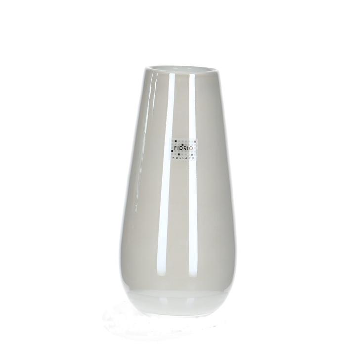 <h4>Glas Fidrio Parlemour vaas d5/10*22cm</h4>