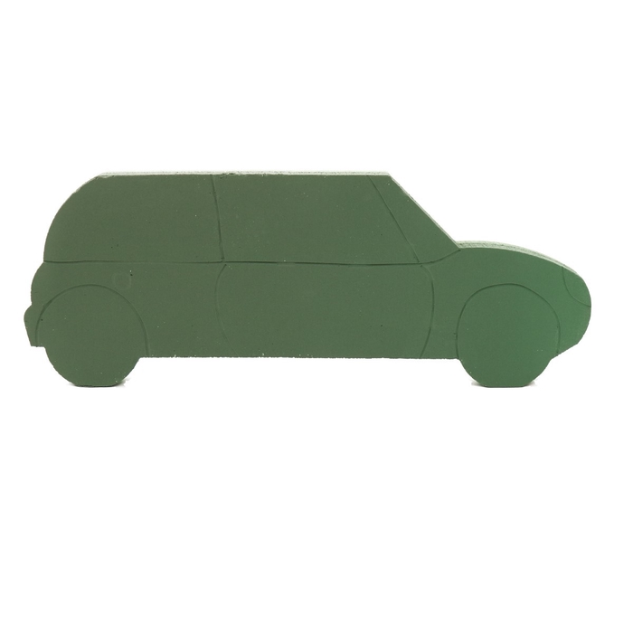<h4>Foam Basic car 80*30cm</h4>