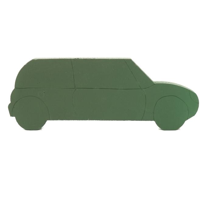 <h4>Foam Basic 3D car 80*30cm</h4>