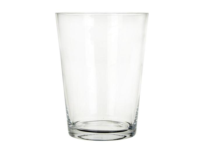 <h4>DF881987700 - Vase Ladana d18xh23.5 clear</h4>