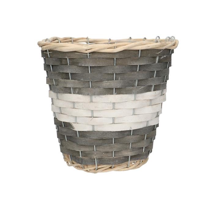 <h4>Baskets Fleur pot d20*18cm</h4>