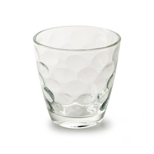 <h4>Candlelight Glass Duts d9*9cm</h4>