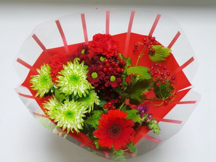 <h4>Bouquet 8 stems Red</h4>