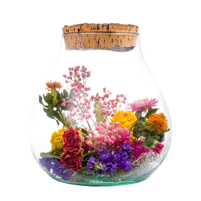 <h4>FLOWER JAR MULTI</h4>