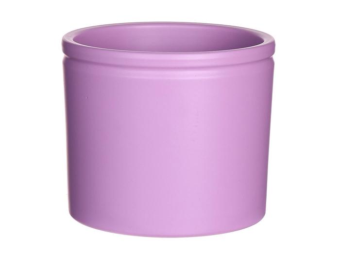 <h4>DF883832447 - Pot Lucca d14xh12.5 Lavendel matt</h4>