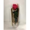 Roos op steel mini l.roze bulk