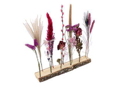 <h4>Arr. Dried Flowers Rosanna W7-11 L40.0h35.0</h4>