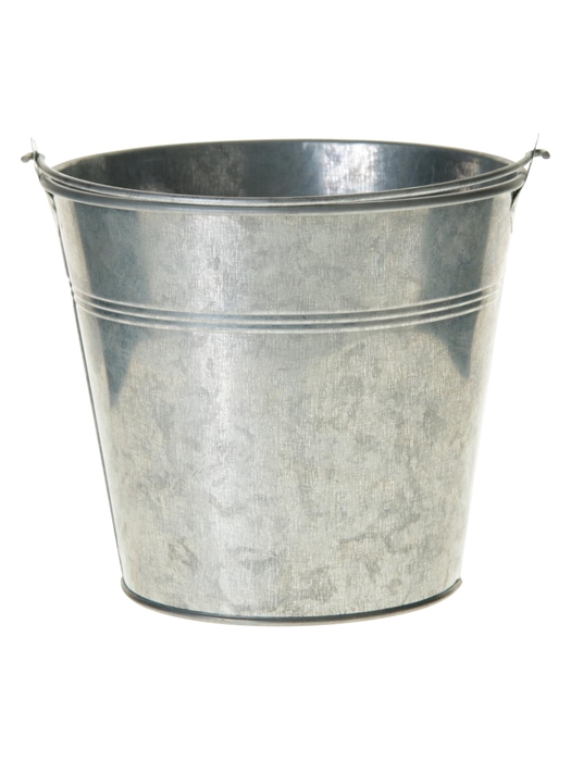 <h4>DF889533000 - Bucket+handle zinc d16 200gr.</h4>