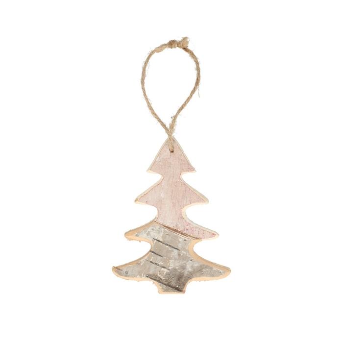 <h4>Kerst natural Hanger boom d09*12cm</h4>
