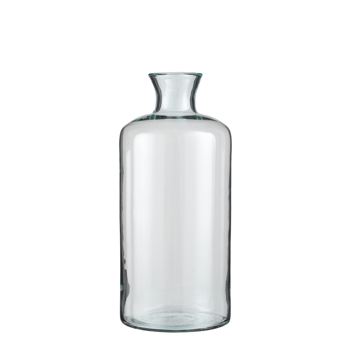 <h4>Glass Bottlevase Bella d19*45cm</h4>