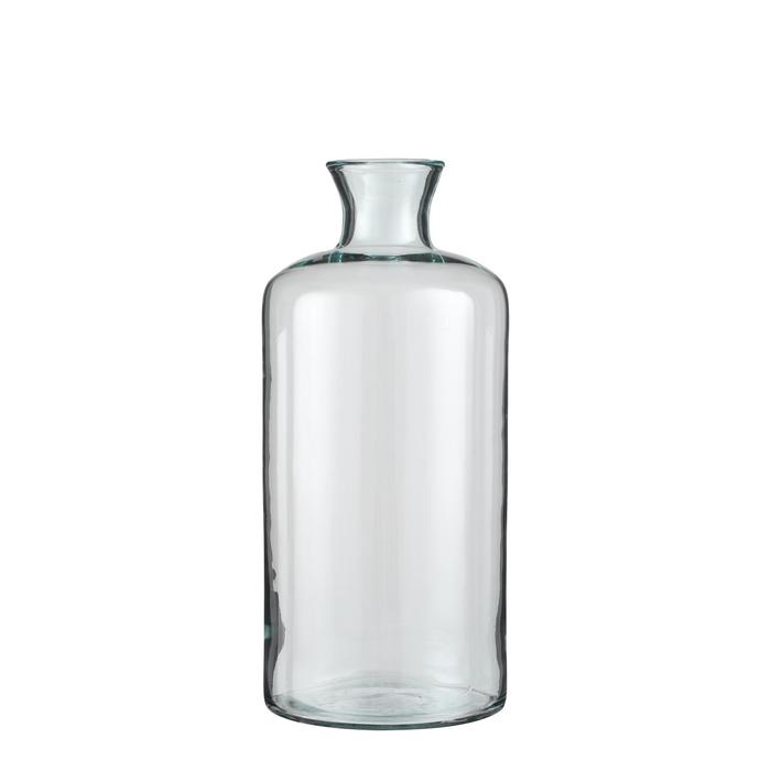 <h4>Glass Bottlevase Bella d19*45cm</h4>