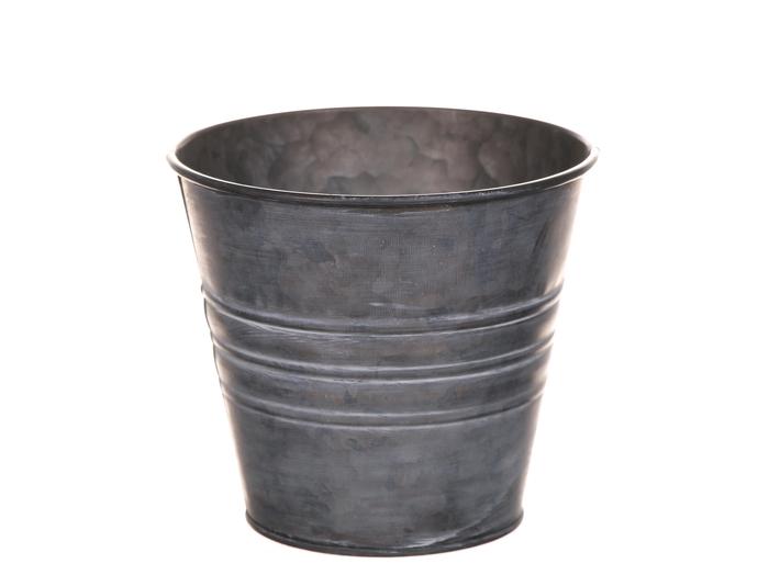 <h4>DF500062047 - Pot Yates d13.5xh12 grey</h4>