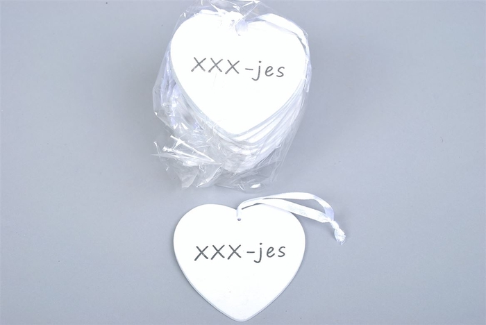 <h4>Harthanger Xxx-jes P/24 9x9x0,3cm</h4>