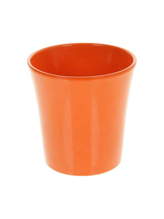 <h4>DF883235800 - Pot Lois d13.5xh13 orange</h4>
