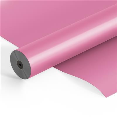 <h4>Flowerfilm on roll OPP25mu 500mtrx60cm Frost pink</h4>