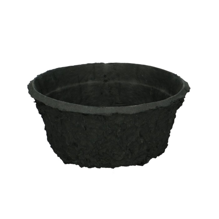 <h4>OASIS BLACK BIOLIT PLANTING BOWLS 19X8CM 1PC</h4>
