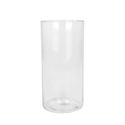 <h4>Vaas Lusaka glas Ø12XH25cm HC</h4>