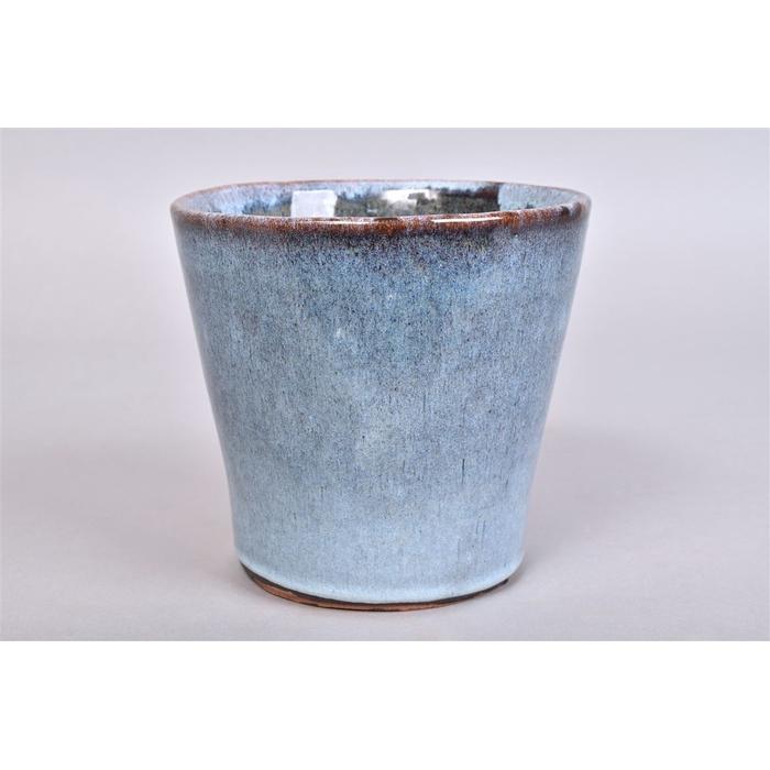 <h4>Alicante Lichtblauw Pot 17x16cm</h4>