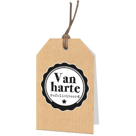 <h4>Labels Displ.Card NL Gefeli 5*8cm x12</h4>