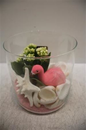 <h4>2023 Cilinder Glas Flamingo</h4>