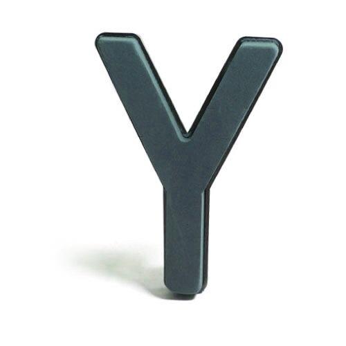 <h4>Steekschuim Basic Letter Y 29cm</h4>