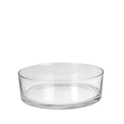 <h4>Schaal Dakar glas ø25xH8cm</h4>