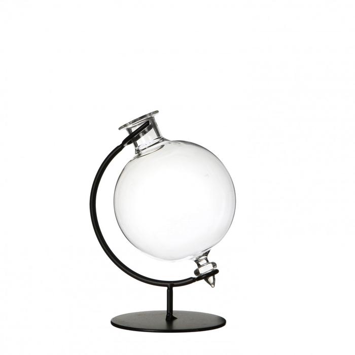 <h4>Glas Bolvaas standaard d8*12cm</h4>