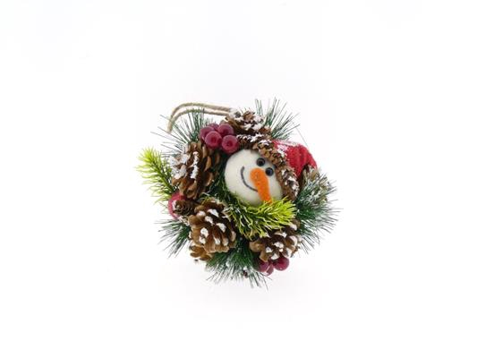 <h4>Ball Snowman Ø15x15</h4>