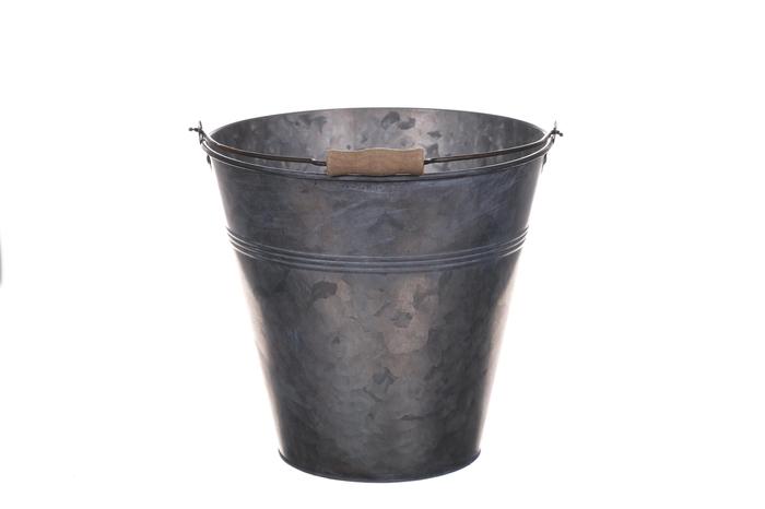 <h4>DF500062200 - Bucket Yorklyn d21xh20 grey</h4>