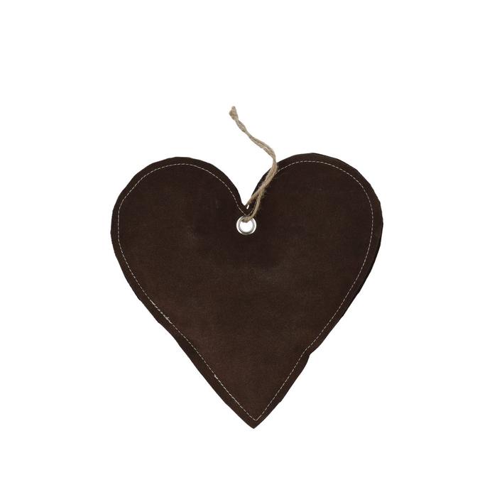 <h4>Opruiming Valentijn Hanger hart stof 23*6cm</h4>