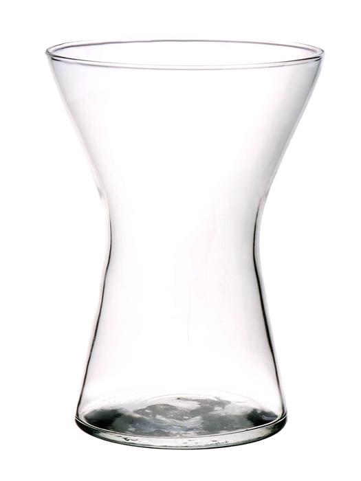 <h4>DF883478800 - Vase Long Beach d14xh19.3 clear</h4>