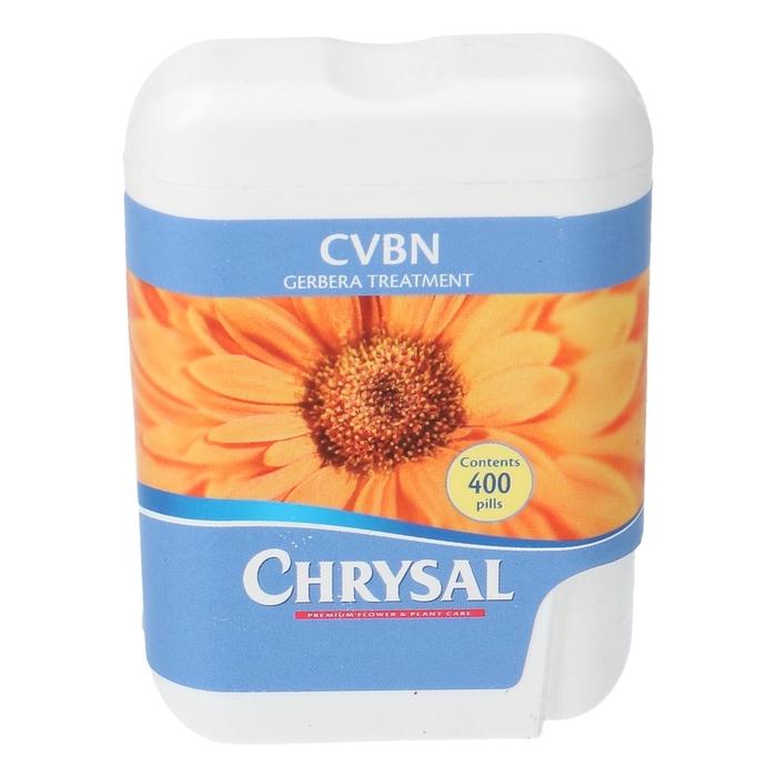 <h4>Abono organico Chrysal CVBN tabl.cloro*400</h4>