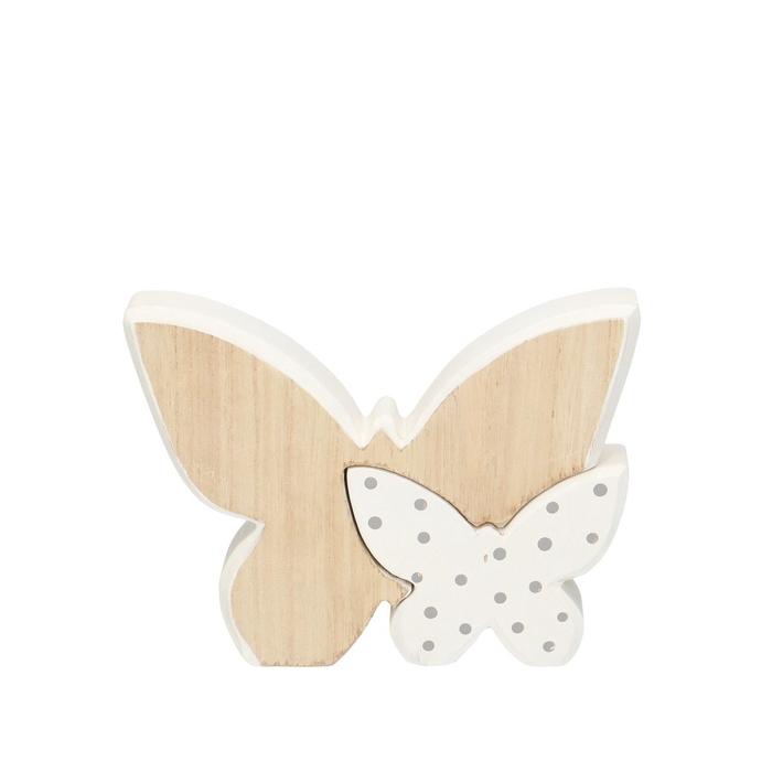 <h4>Autumn Butterfly wood 15*12cm</h4>