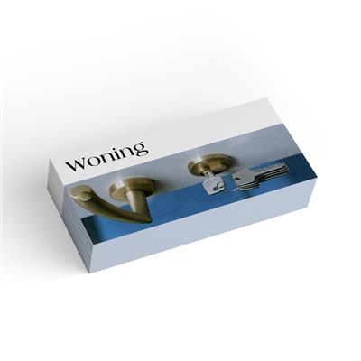 <h4>Bloemkaart stylish 14 woning-pakje 20 stuks</h4>