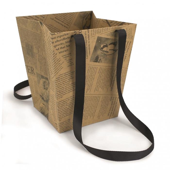 <h4>Bags Elegant News d12*13*18cm</h4>