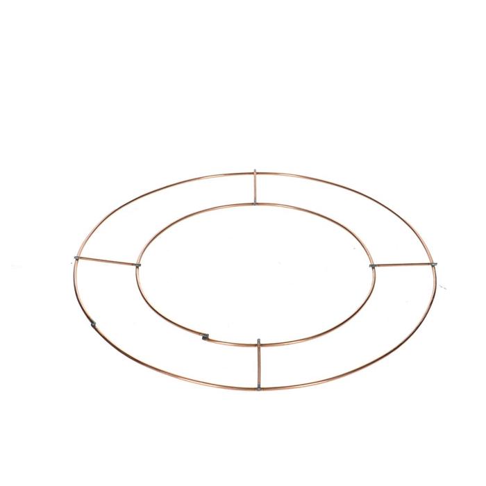 <h4>Bloemisterij Oasis Ring metaal d20</h4>