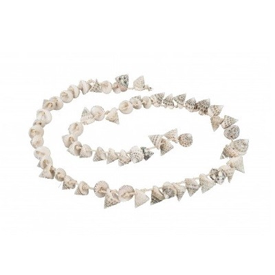 <h4>Shell Garland Turong 100cm</h4>