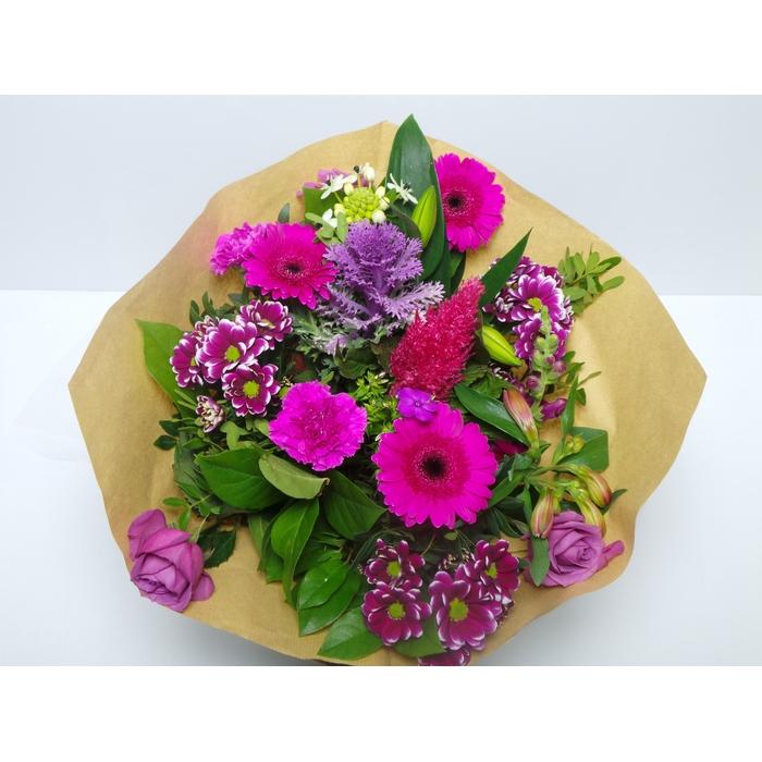 <h4>Bouquet KIM Large Lilac</h4>