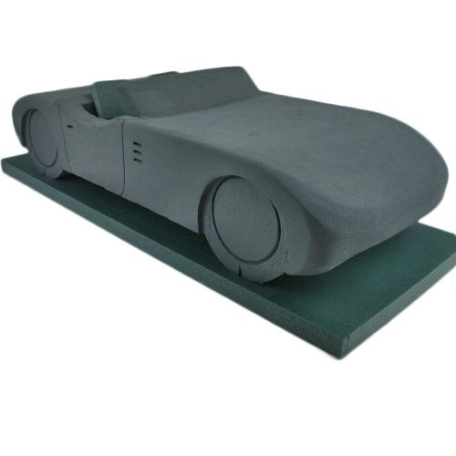 <h4>Foam Basic 3D Convertible Car 76*56*20cm</h4>