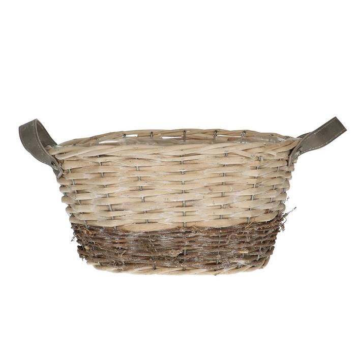 <h4>Baskets Iris tray ov.d29/22*14cm</h4>