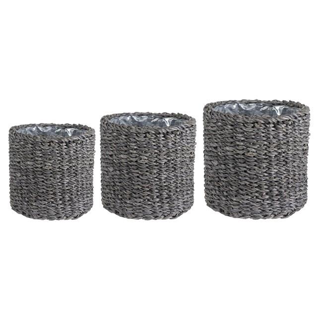 <h4>Baskets Ido pot S/3 d21*22cm</h4>