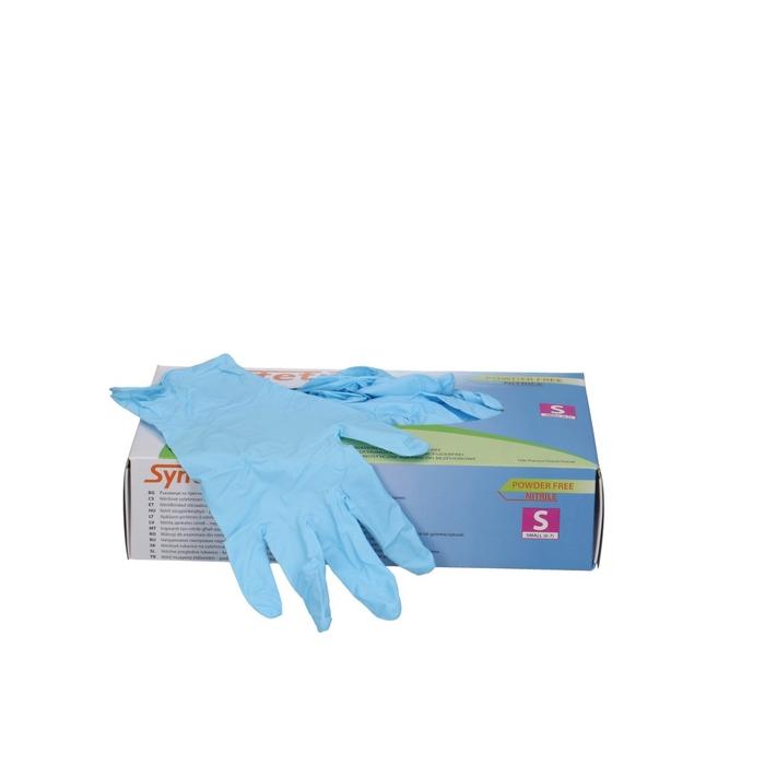 <h4>Bloemisterij Handschoen nitril S x100</h4>