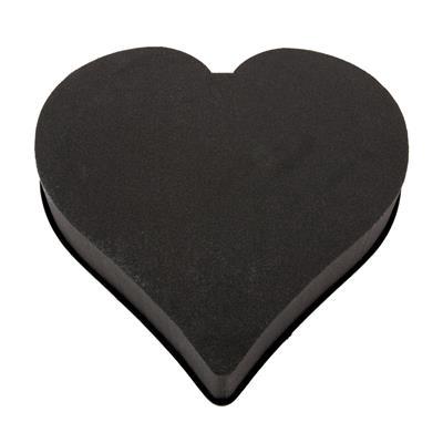 <h4>Oasis Eychenne All Black coeur ferme 33 cm</h4>