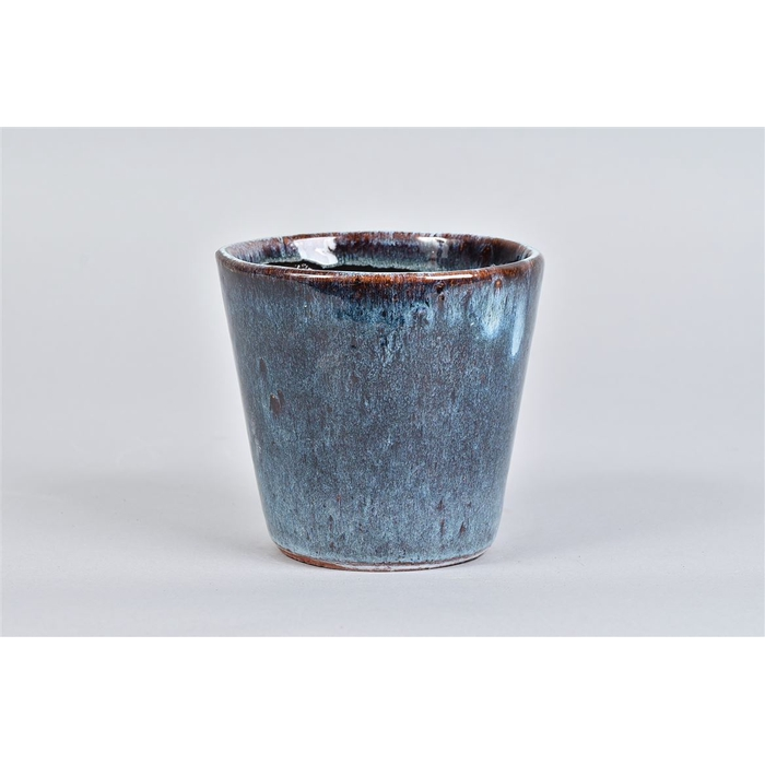 <h4>Alicante Lichtblauw Pot 13x12cm</h4>