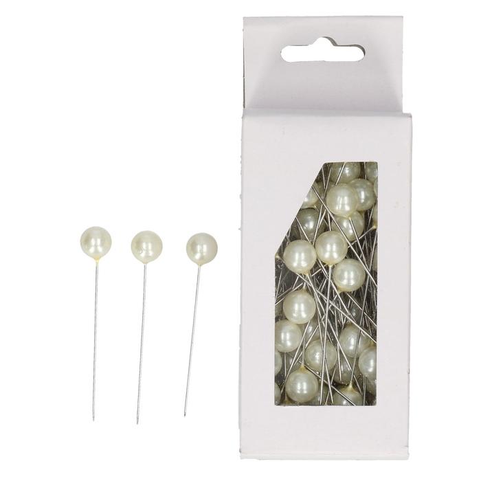 <h4>Pins Pearl d10*65mm x72</h4>