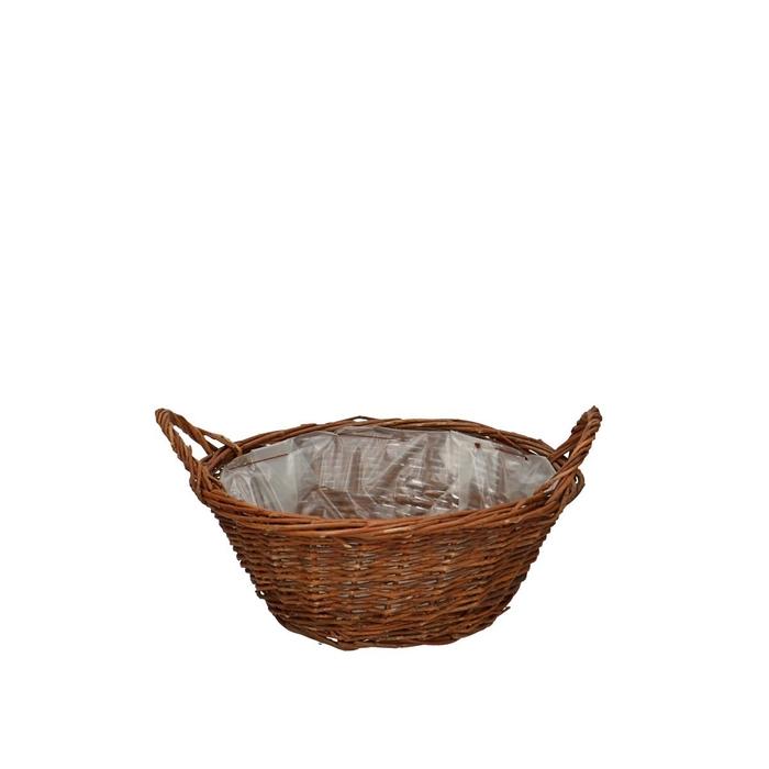 <h4>Baskets Willow d25*9cm</h4>